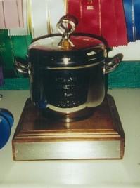Champion Prelim Horse Trophy